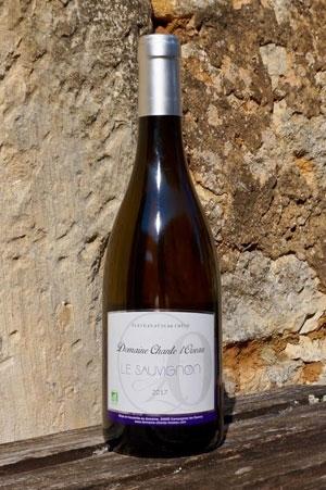 Domaine Chante l'Oiseau - Cuvée Sauvignon